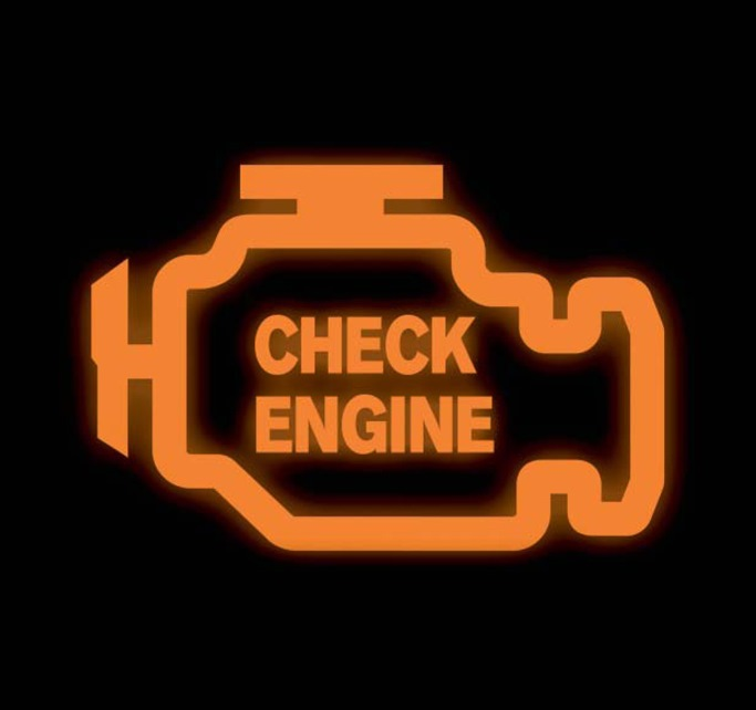 Что делать если загорелся check engine